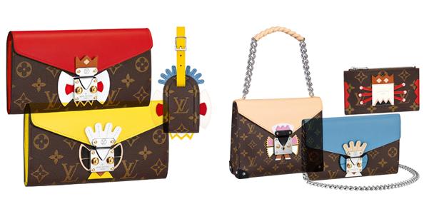 Borse Louis Vuitton Mask Collection