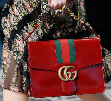 GUCCI BAG RED