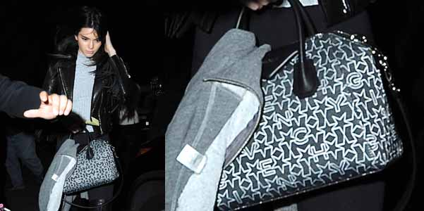 monogramma givenchy kendall jenner