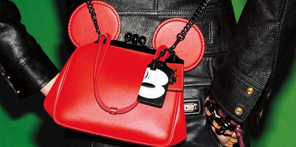 Coach rende omaggio a Mickey Mouse