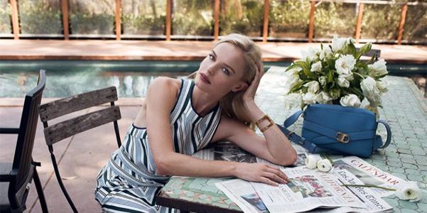 Kate Bosworth per Tory Burch Gemini Link