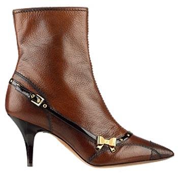 Louis Vuitton Ankle Boot. I dettagli contano!