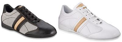 Se le sneakers le firma Louis Vuitton…