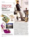 Brian Atwood su InStyle