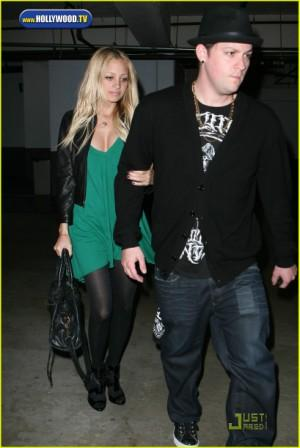 Nicole Richie e Joel Madden