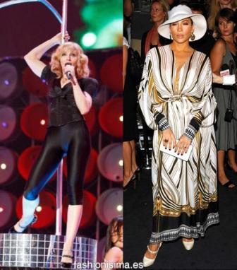 Madonna e JLo