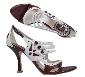 I sandali british di Dior