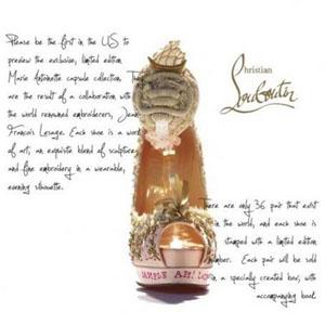 Louboutin Marie Antoinette