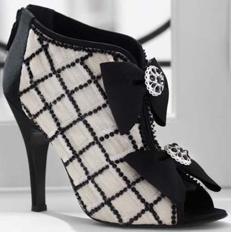Stivaletto Chanel