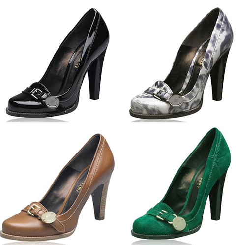 Mulberry Bayswater pumps