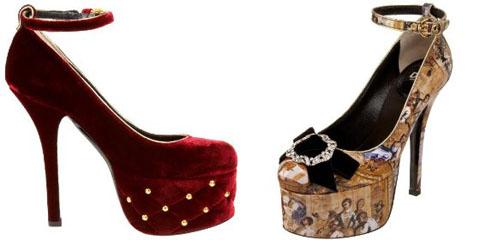 scarpe prostituta