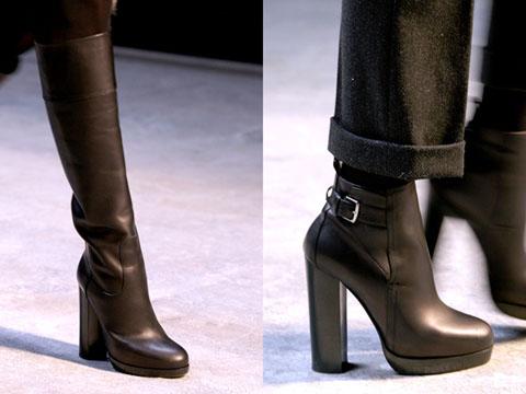 Scarpe Hermes ai 2010-11