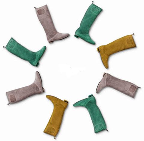 My Ferragamo stivali