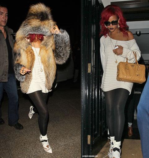 Rihanna Rodarte