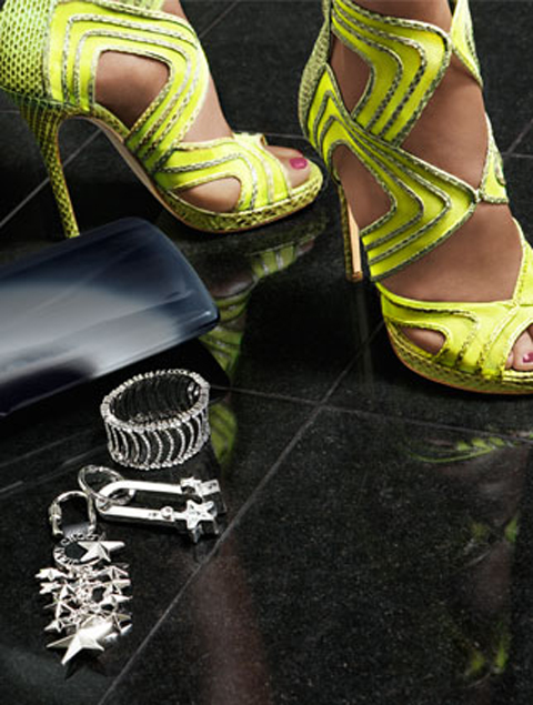 Jimmy Choo Cruise collection 2011