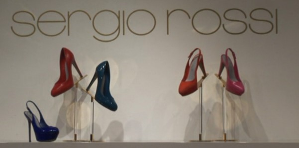 Sergio Rossi shoes
