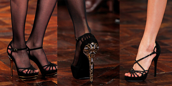 new arrivals c2f47 da88e Catwalk: scarpe Ralph Lauren ai 2012-13
