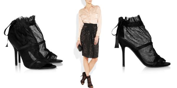 super popular e916a 06b25 Il velo nero di Dolce e Gabbana