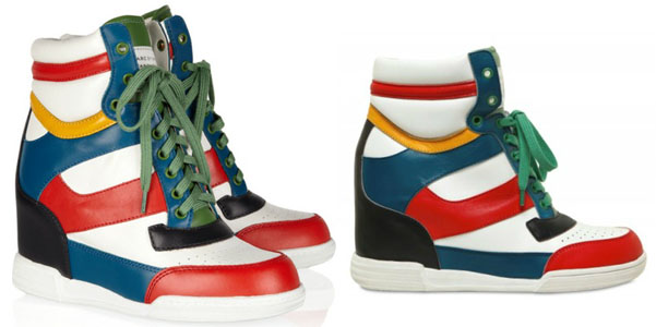Sneakers zeppa Marc Jacobs