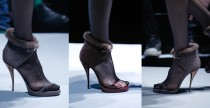 I sandali Viktor and Rolf ai 2012