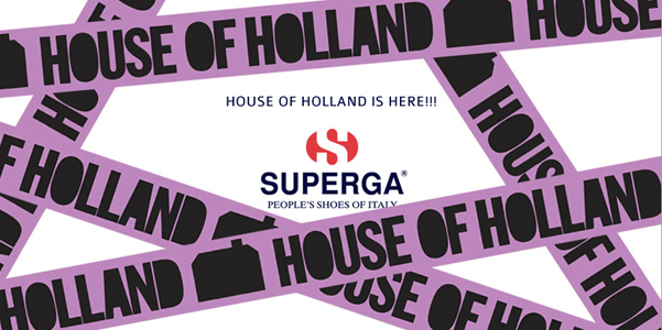 House of Holland Superga