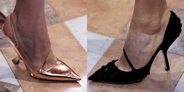 Scarpe Christian Dior