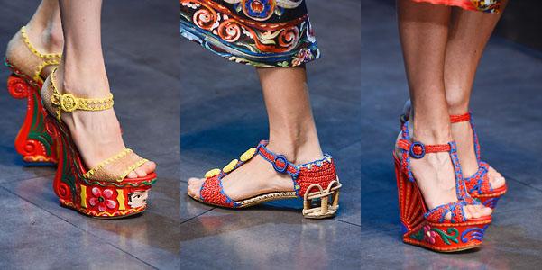 Dolce Gabbana Scarpe