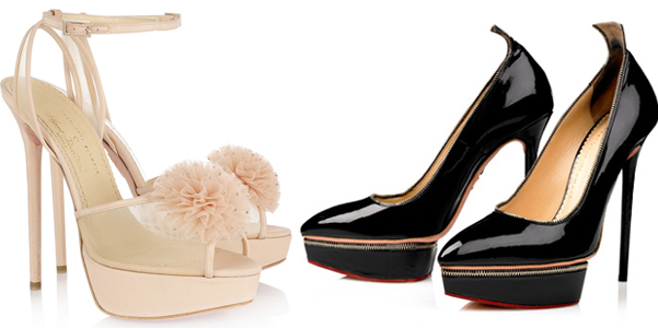 Charlotte Olympia e Agent Provocateur