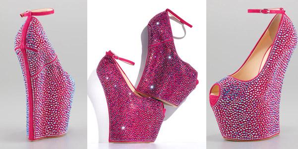 Get Giuseppe Zanotti Heelless - Ohmyshoes 2012 11 13 Giuseppe Zanotti Crystal Heel Less