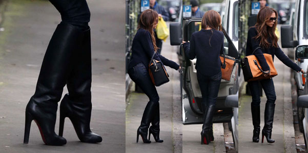 Victoria Beckham Louboutin boots 564172cb50e