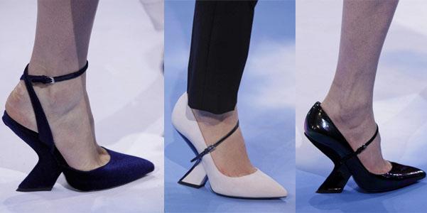 Scarpe Dior ai 2013-14