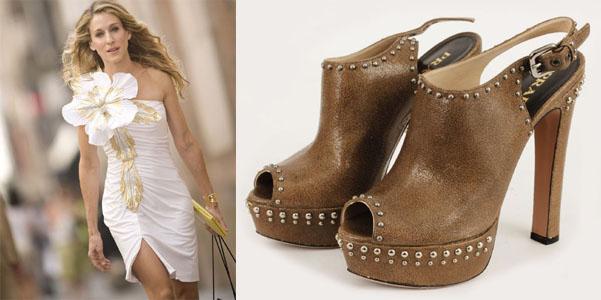 Carrie asta scarpe