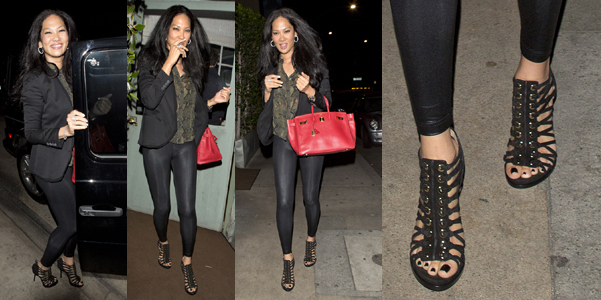 Kimora Lee Simmons Givenchy