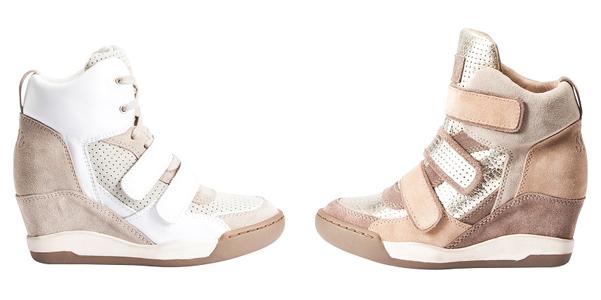 Sneakers zeppa Ash pe 2013