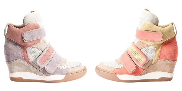 Wedge sneakers Ash pe 2013