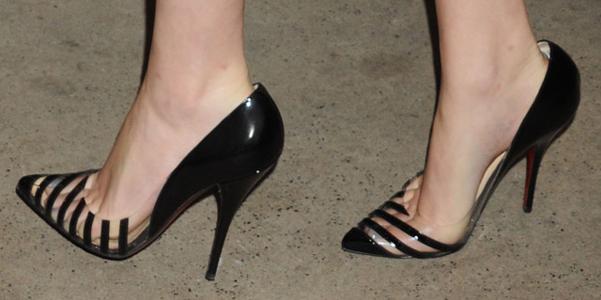 Emma Watson Louboutin Pivichic
