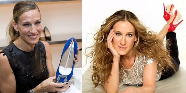 Sarah Jessica Parker scarpe