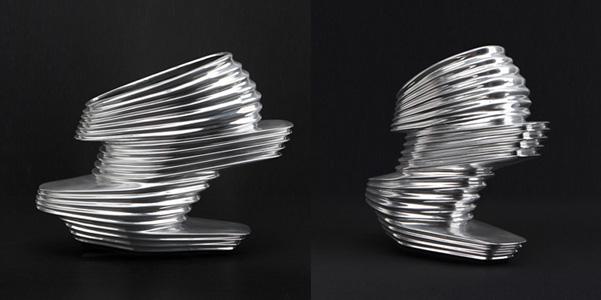 Nova shoes United Nude Zaha Hadid