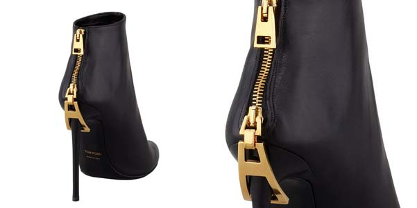 Tom Ford zip boots