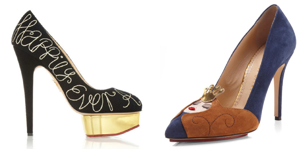 Charlotte Olympia Once Upon a Time