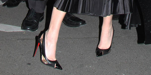 Jennifer Lawrence Air Chance Louboutin