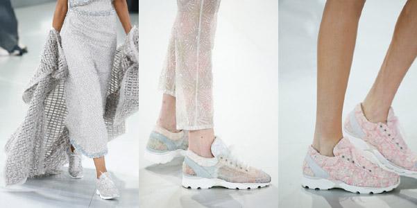Scarpe Chanel Sneakers