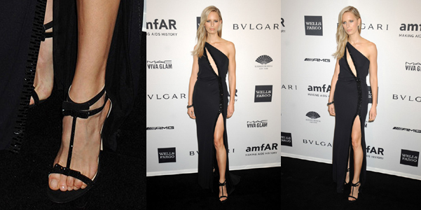 Karolina Kurkova Escape Jimmy Choo