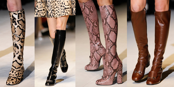 Stivali Gucci