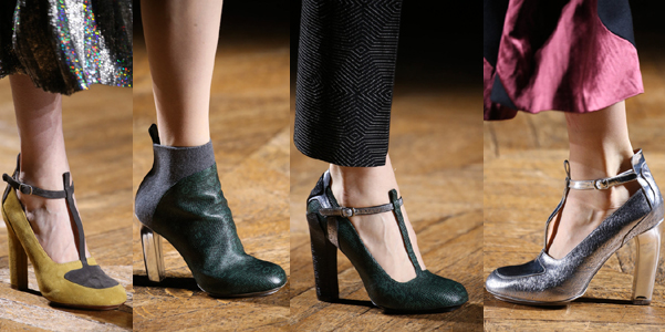 Scarpe Dries van Noten ai 2014-15