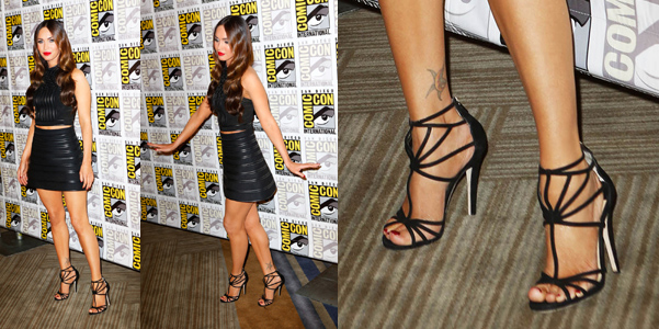 Megan-Fox-Jimmy-Choo-Comicon