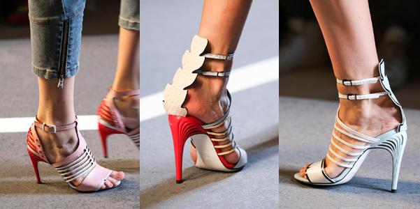 scarpe Fendi pe 2015