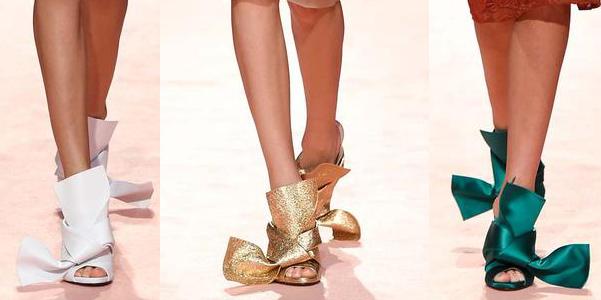 scarpe No 21 pe 2015