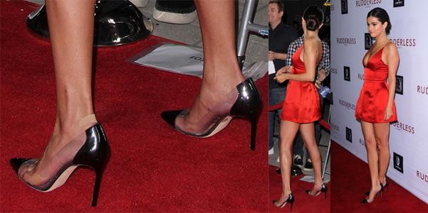 Selena Gomez Manolo Blahnik Pacha