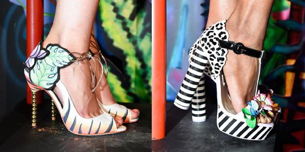 Sophia Webster scarpe pe 2015